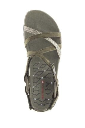 Merrell Dusty Olive Kadın Sandalet J98756 3