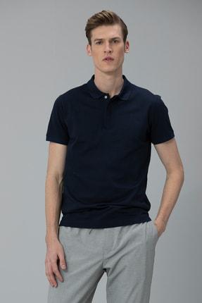 Picture of Biella Spor Polo T- Shirt Lacivert