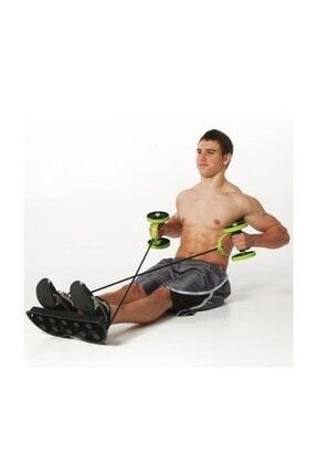 depoma consept Revoflex Multiflex Tekerlekli Egzersiz Spor Aleti Mekik Sehpası 3