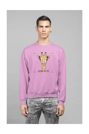 Angemiel Wear Graffe Zürafa Erkek Sweatshirt 0