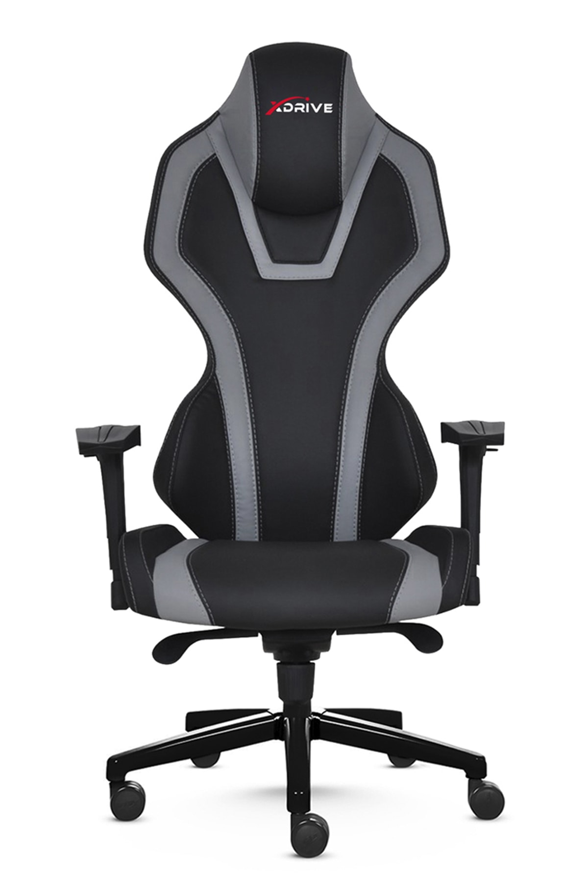 XDrive Bora Profesyonel Oyuncu Koltuğu Gri/siyah 0