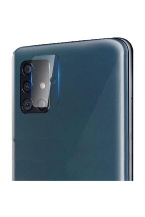 Dijimedia Samsung Galaxy A71 Nano Kamera Camı Kamra Koruyucu Lens 1