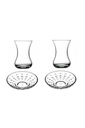 Çay Seti - Çay Bardağı Çay Tabağı Takımı 12 Prç. çay003