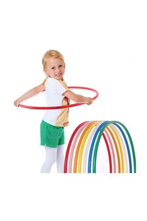 ustuneyok Hulahop Renkli Hula Hop 48 cm Hulalop 0