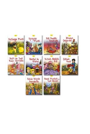 Timaş Çocuk Yayınları 1. Sınıf Ilk Okuma Dünya Klasikleri Grimm Kardeşler 10 Kitap Set 1 Timaş Çocuk 0