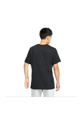 Nike Erkek Siyah Tshirt Cd0927-010 1