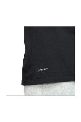 Nike Erkek Siyah Tshirt Cd0927-010 4