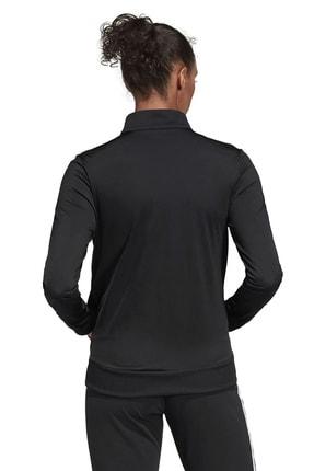 adidas E 3S TRACK TRI Siyah Kadın Eşofman 100606607 2