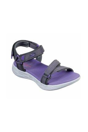 Skechers On-the-go 600- Lıl Radıant Kız Çocuk Sandalet 0