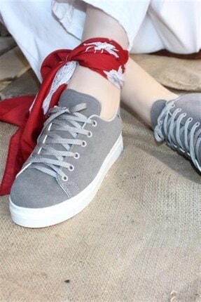 Vans Nubuk Spor Ayakkabı - Füme SPR0050