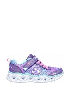 Skechers Büyük Kız Çocuk Mor Spor Ayakkabı 0