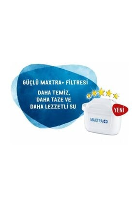 Brita Maxtra + Plus Yeni Nesil Su Arıtma Filtresi 10'lu - Ürünlerimiz Türkiye Garantisindedir 2