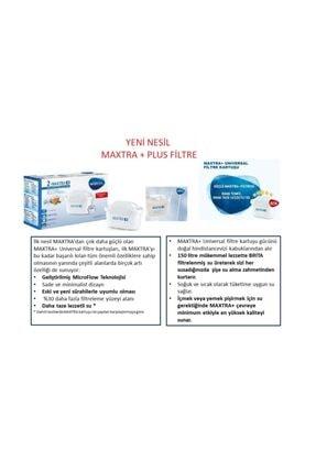 Brita Maxtra + Plus Yeni Nesil Su Arıtma Filtresi 10'lu - Ürünlerimiz Türkiye Garantisindedir 4