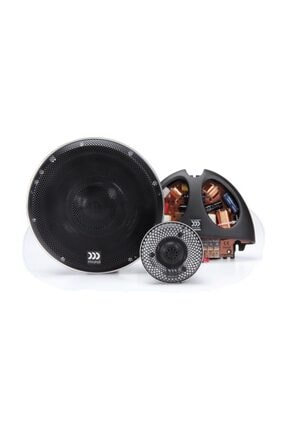 MOREL Supremo602 16cm 140 Rms Komponent Sistem 2