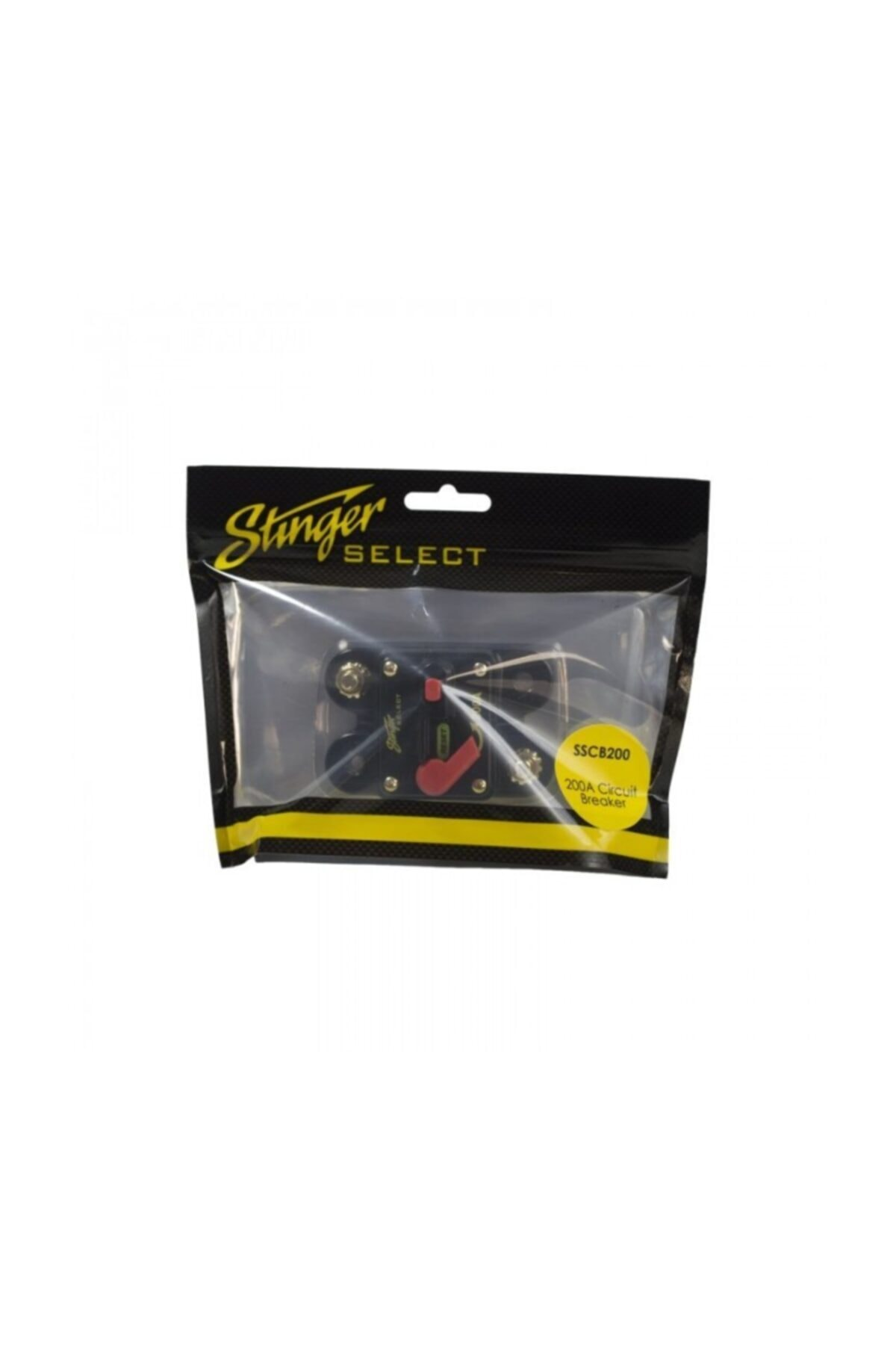 Stinger Sscb200 200a Şalterli Sigortalık