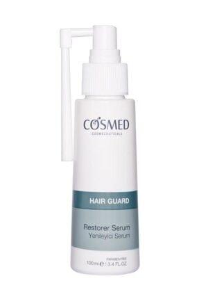 COSMED Saç Dökülmesinde Yardımcı Yenileyici Serum - Restorer Serum 10 x 10 ml 8699292991046 0