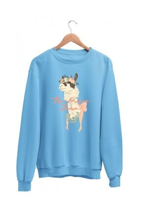 Angemiel Kadın Sweatshirt 0