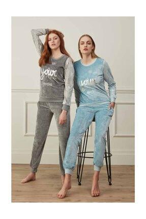 Feyza Kadın Pijama Takımı 3537 3
