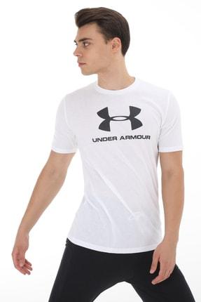 Under Armour Erkek T-Shirt - Sportstyle Logo Ss - 1329590-100 0
