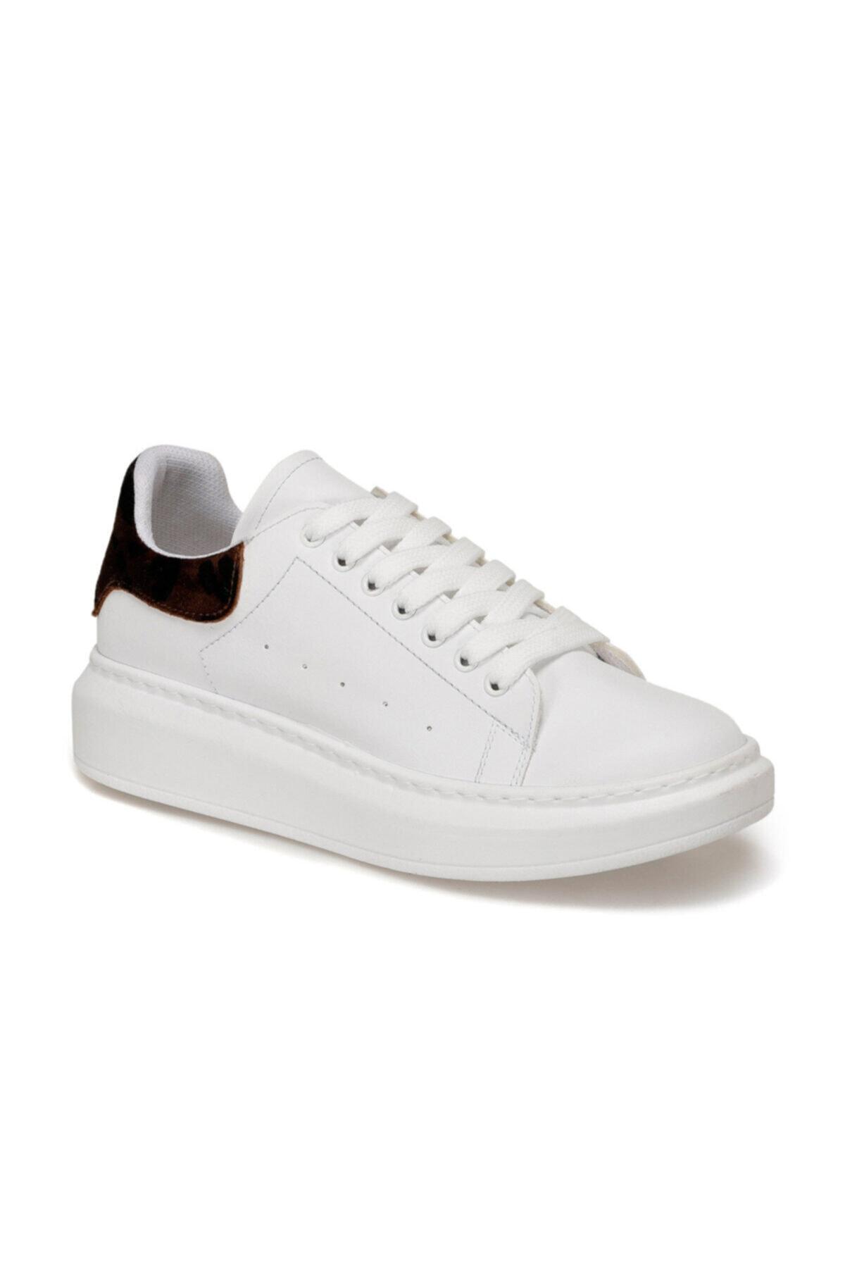 Butigo Adelita Leopar Kadın Havuz Taban Sneaker