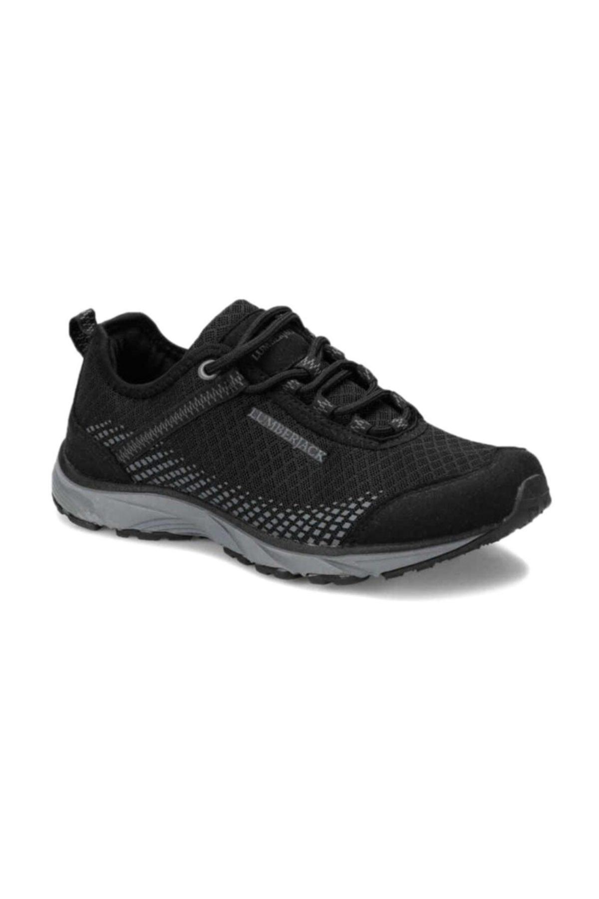 lumberjack Siyah - Gri Kadın Sneaker 1LUMW2018015