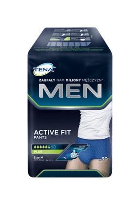 TENA Men Active Plus Emici Külot 5.5 Damla Medium 30'lu 0