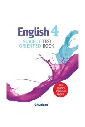 Tudem Yayınları 4.Sınıf İngilizce Kazanım Odaklı Soru Bankası 0