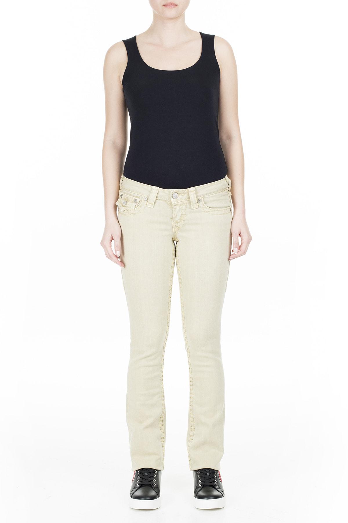 True Religion Jeans Kadın Kot Pantolon W95572N99 0