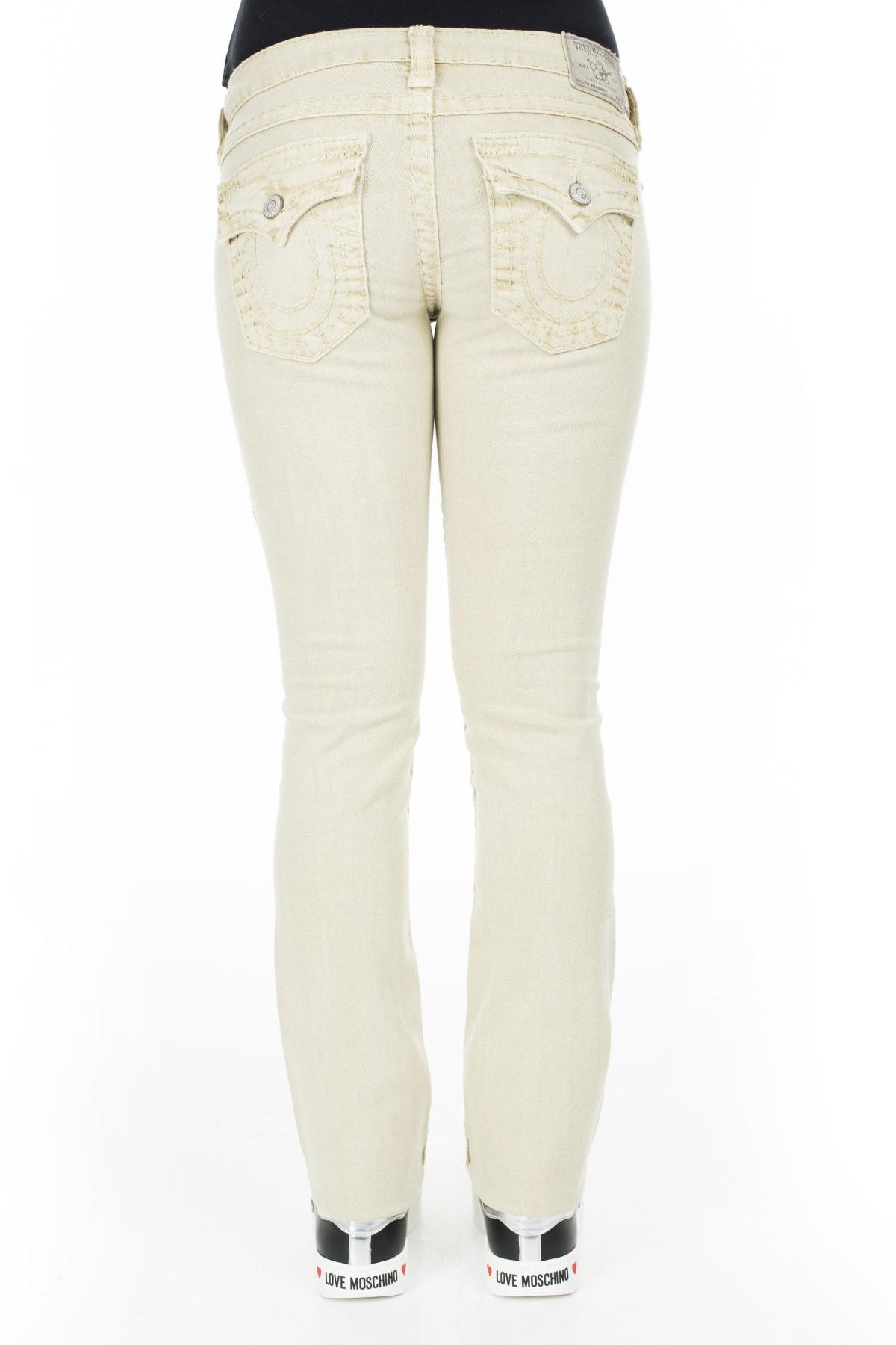 True Religion Jeans Kadın Kot Pantolon W95572N99 3