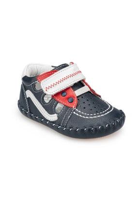Polaris Hakiki Deri Lacı Erkek  Sneaker Ayakkabı 0
