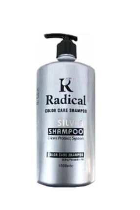 Radikal Radical Color Care Silver Sarı Ve Gri Saç Şampuanı 1000 Ml 0