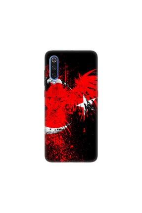 cupcase Xiaomi Mi 9 Kılıf Desenli Esnek Silikon Telefon Kabı Kapak - Türkiyem 0