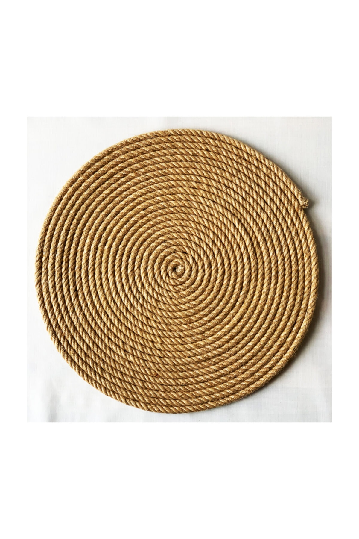 Rope Mat Large 6' Lı Set