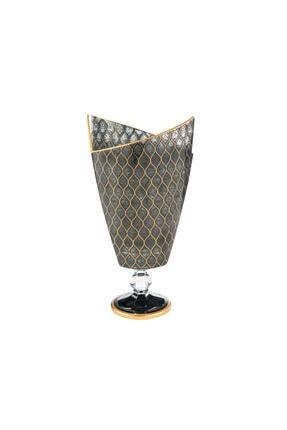KCD Zümrüt Altın Vazo 0