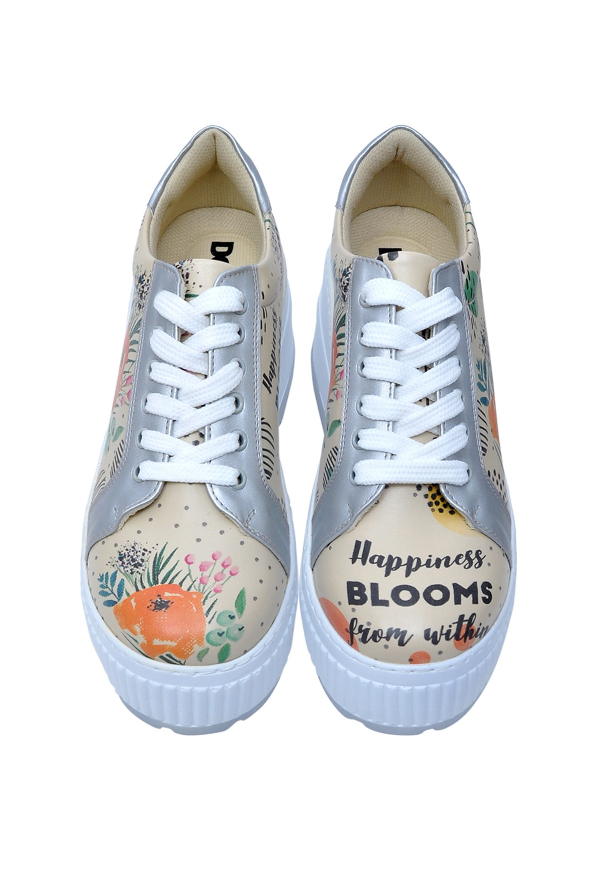 Dogo Happiness Blooms From Within Kadın Sneaker