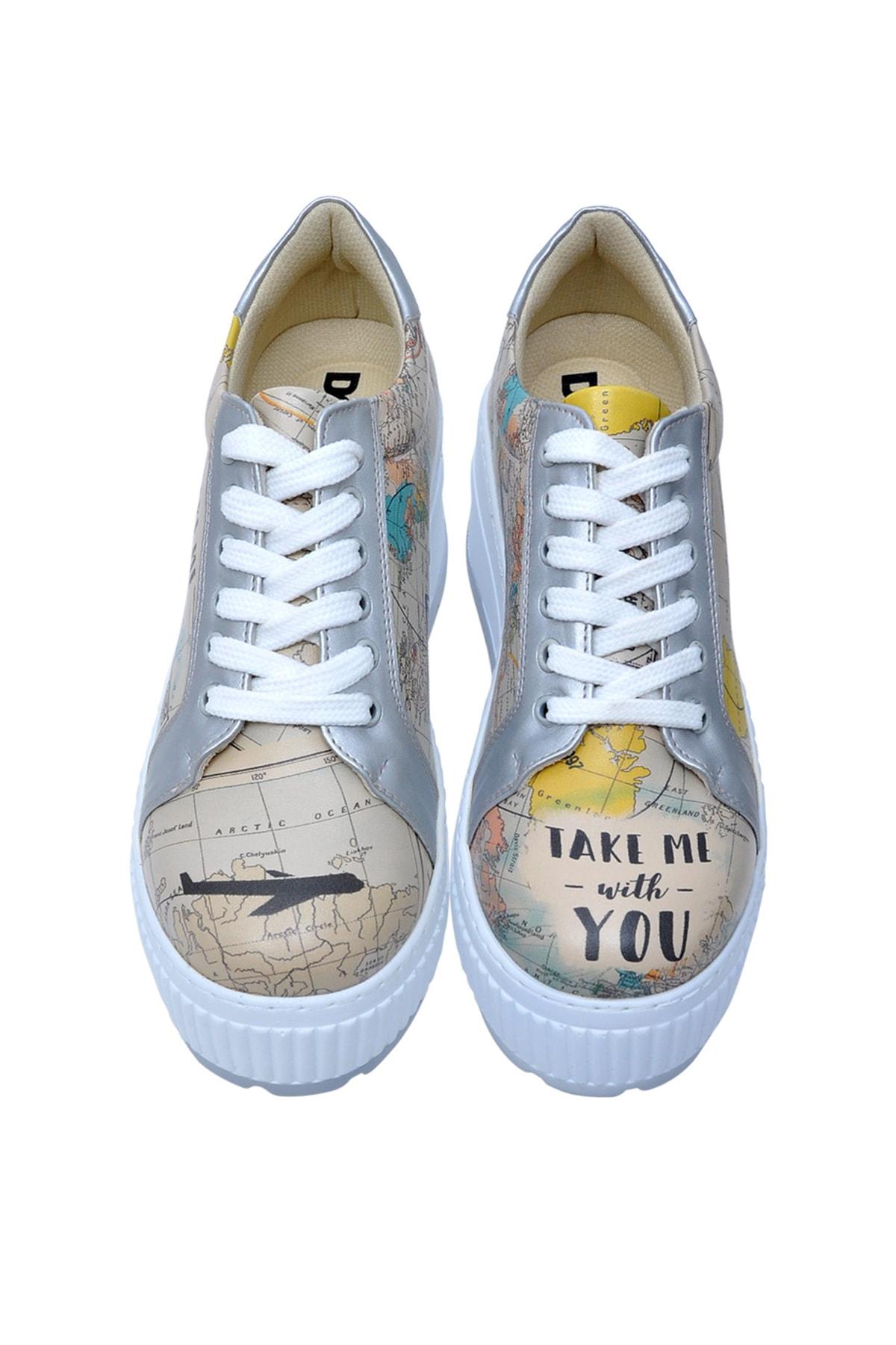 Dogo Take Me With You Kadın Sneaker