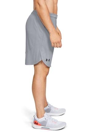 Under Armour Erkek Spor Şort - Ua Knit Training Shorts - 1351641-011 2