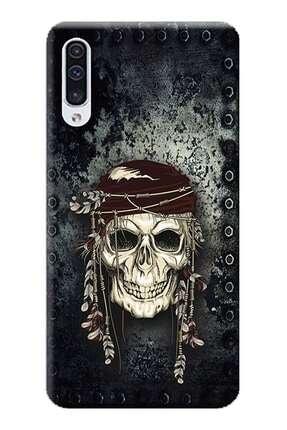 Kılıfmerkezi Samsung Galaxy A30 Kılıf Sm-a305f Desen Baskılı Silikon Kuru Kafa Stk:584 0