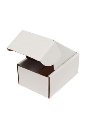 Kolicim 10x7x4,5cm Beyaz E-ticaret Kargo Kutusu [10 Adet] 1
