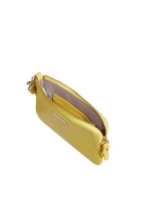 Samsonite Altın Sarısı Unisex Karissa 2.0 Slg-Flat Pouch 3Cc 60672 1