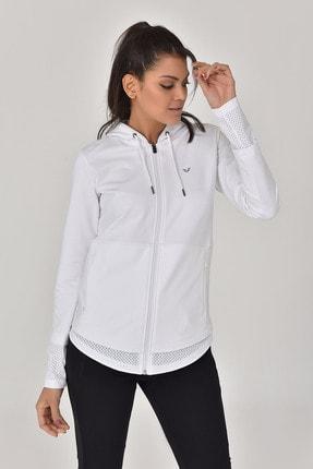 bilcee Beyaz Kadın Eşofman Takımı GS-8912 1