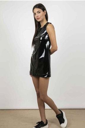 CHIARA FERRAGNI Kadın Siyah Elbise 3808431996980 1