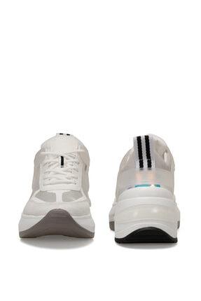 Nine West Redda Beyaz Kadın Sneaker Ayakkabı 4