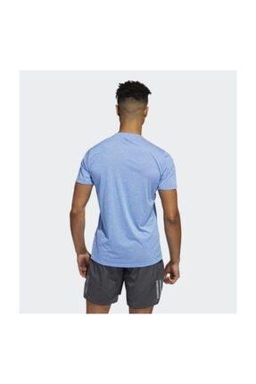 adidas Fq3711 Own The Run Tee Erkek T-shirt 1