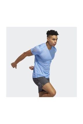 adidas Fq3711 Own The Run Tee Erkek T-shirt 2