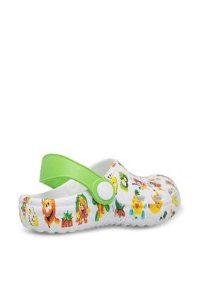 Akınalbella Çocuk Beyaz  Sandalet E009B026 3