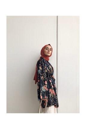 Sazze Design Rosa Kimono 1