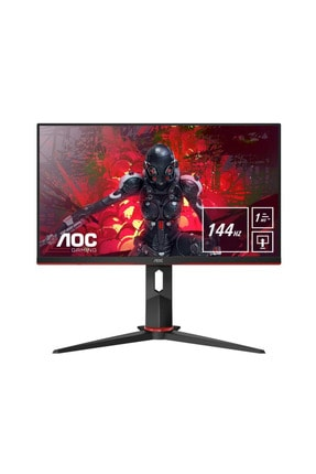 "AOC 24G2U 24"" 1ms 144Hz HDMI/DP/VGA Full HD Gaming (Oyuncu) IPS Monitör 0"