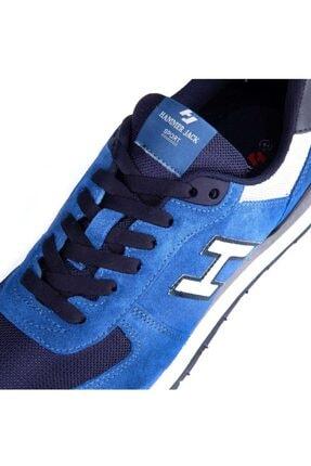 Hammer Jack İndigo Erkek Sneaker 10219250M 2