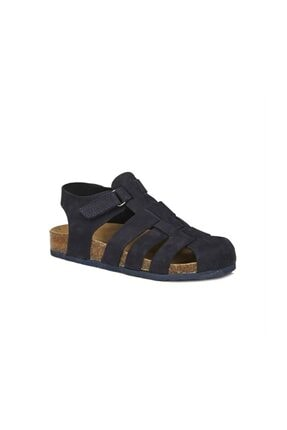 Vicco Arena Deri Sandalet Lacivert 0